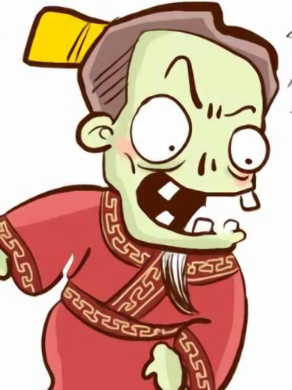 大将军爆笑系列漫画之四国争霸