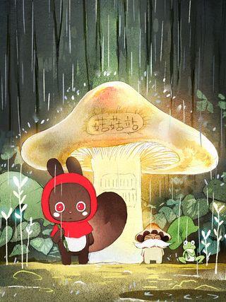 松松兔温暖童话